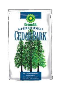 Shredded Cedar Bark