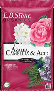 Azalea, Camellia and Acid