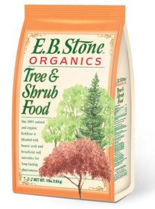 Organics Tree and Shrub Food